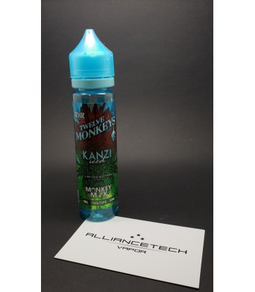 TWELVE MONKEYS - KANZI ICED 50ML
