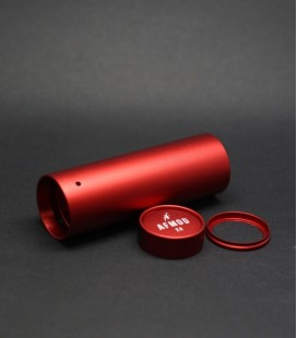 KIT SLEEVE ANODISE ROUGE AFMOD24
