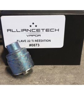 ALLIANCETH - FLAVE 22 TI COLLECTOR EDITION 873
