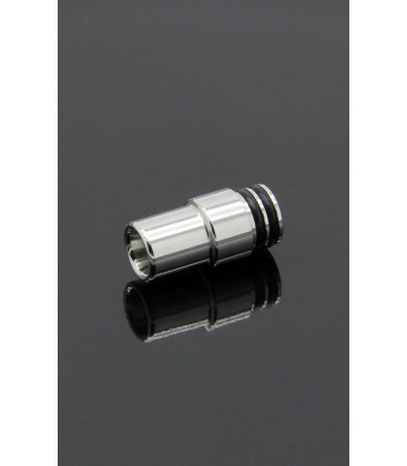 Drip Tip Mi-3 Medium Inox 316L - Alliancetech Vapor